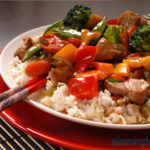 Chinese Five Spice Pork| Slimming World Inspired