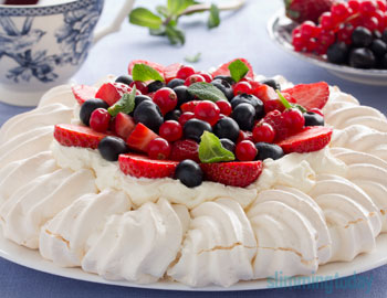 Very Fruitful Pavlova