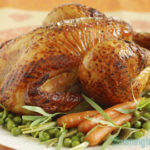 Easy Peasy Roast Chicken | Syn Free