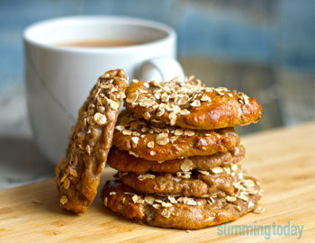 Syn Free Apple & Raisin Cookies