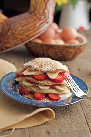Syn Free Pancake Stacker