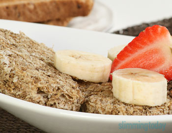 Weetabix and Fruit the perfect syn free start to any day.