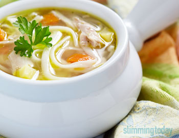 Syn Free Chicken Noodle Soup