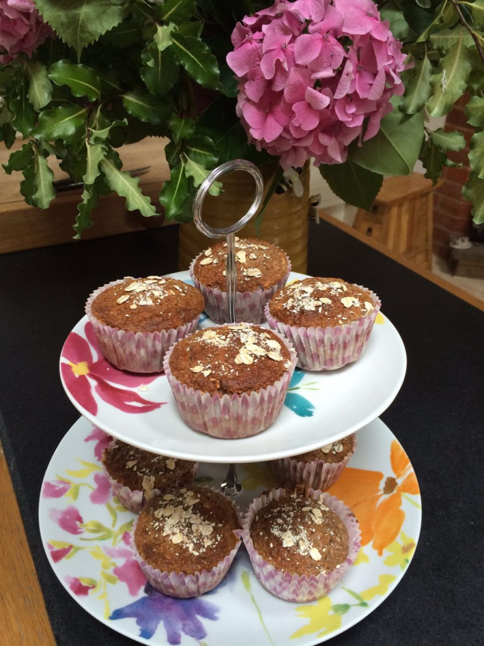 Low Syn Bran Muffins