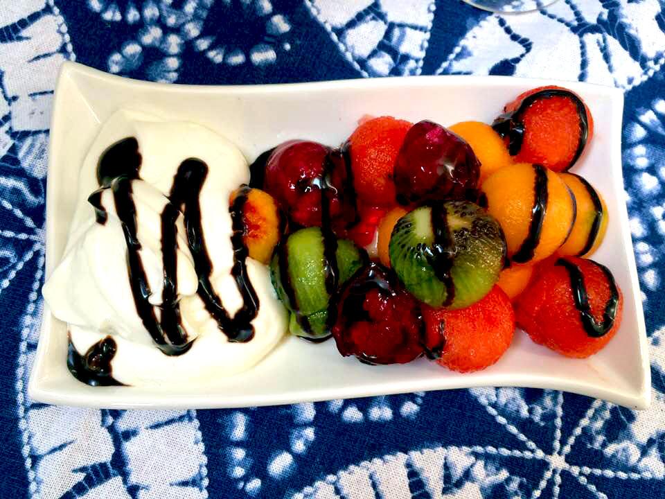 Syn Free Speedy Melon Fruit Salad