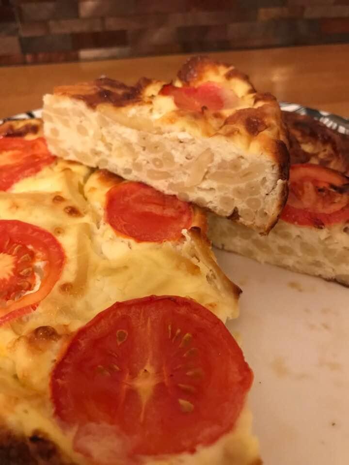 Mac & Cheese Quiche | Slimming World Inspired