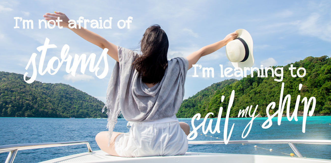 Sail your slimming ship to your dream target weight
