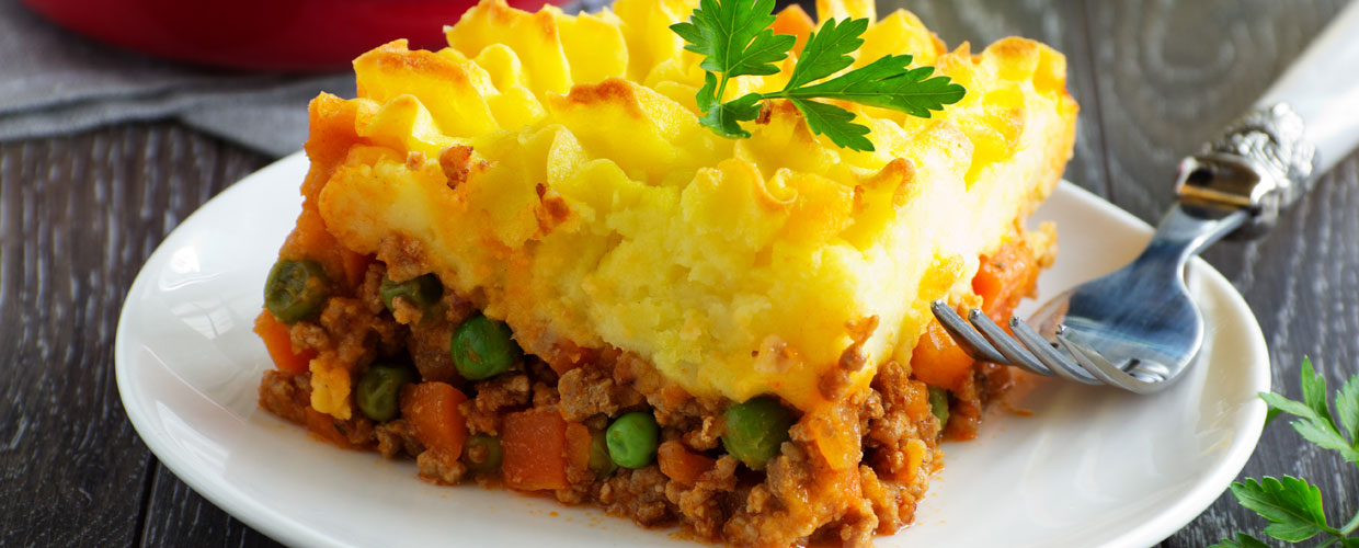 Syn Free Slimming World Cottage Pie