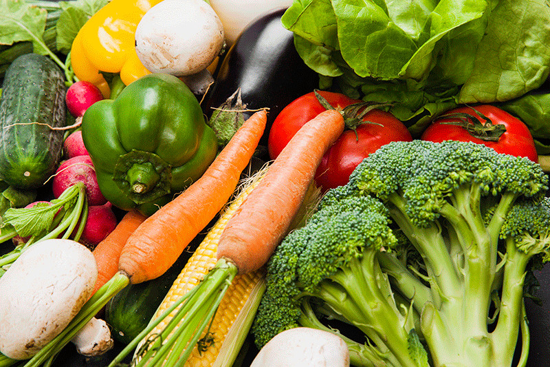 boost weight loss with vegetables