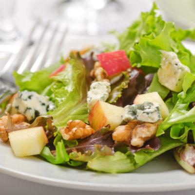 Fresh-Leaf-Salad-Apples-Walnut-Easy-Lunch-Ideas-Slimming-World-Recipe