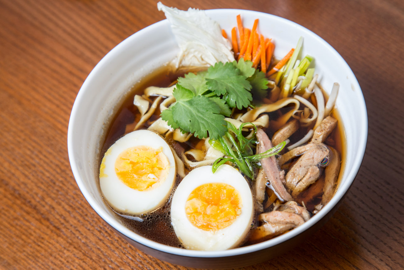 Easy Japanese Ramen Soup
