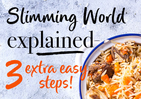 Slimming World Plan Explained - 3 extra easy steps