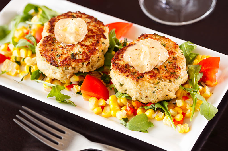 Scrumptious Seafood Cakes | Slimming World Syn Free