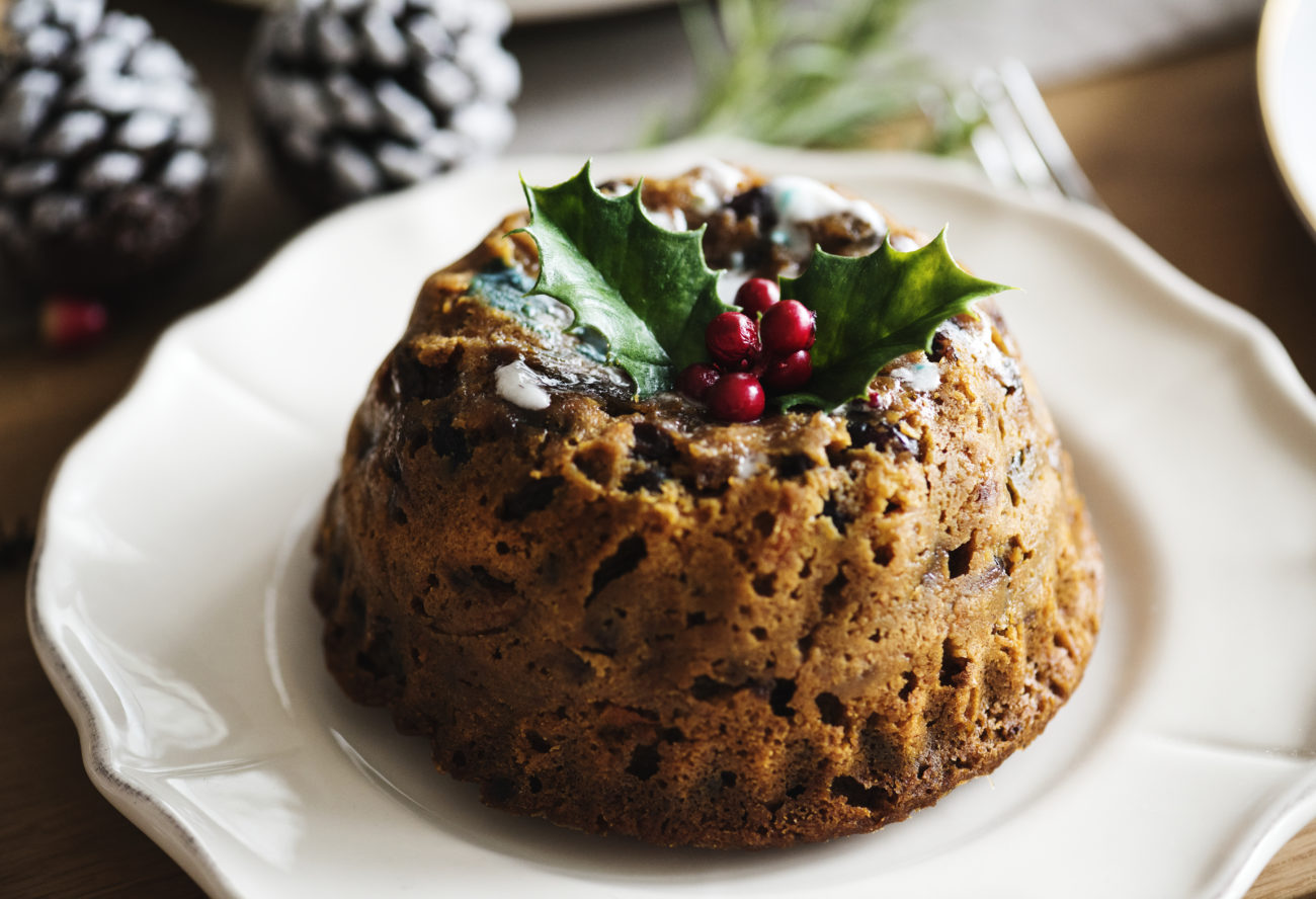 Low Syn Christmas Pudding | Christmas Wonders
