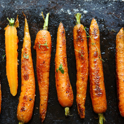 Roasted Carrots Christmas Dinner Ideas Slimming World Recipes